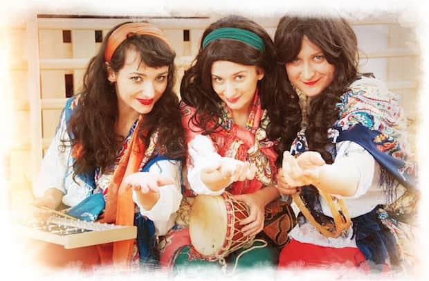 3 Bajarki